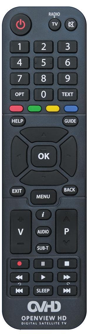 ovhd remote control