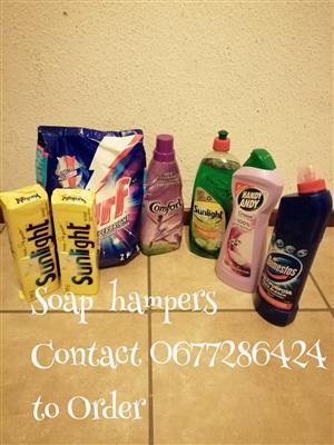 Soap  Hampers