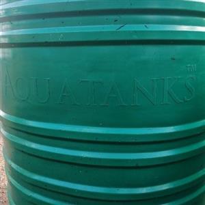 new watertanks
