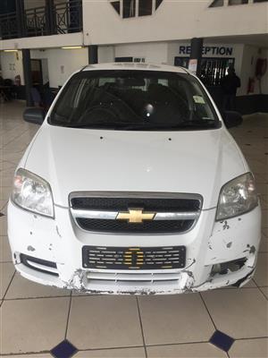2015 Chevrolet Aveo 1.6 LT sedan