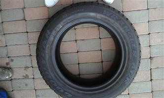 ASSORTED TIRES FOR SALE 235/60R18 GOODYEAR/205/55R16 -E46 / BMW E38 16 INCH RIMS ETC
