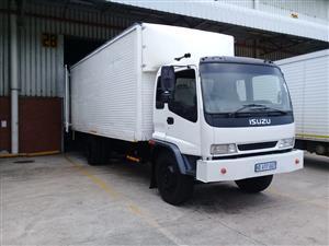 Isuzu FTR Freighter 8 Tonner
