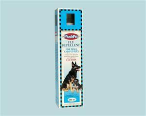 Plush Pet Dog Flea And Tick Repellent - 200Ml