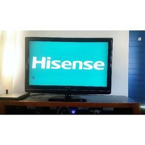 42 inch Hisense TV