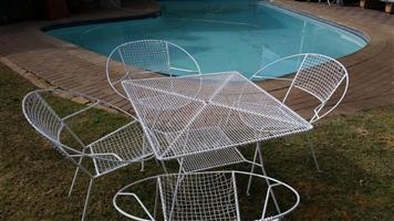 Steel Wire Garden Sets (4 x Sets Available)