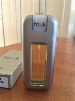 French Connection UK (FCUK) Her 30ml EDT Spray Perfume for Women - new and unused