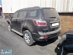 Chevrolet Trailblazer Contact Me In Car Spares And Parts In