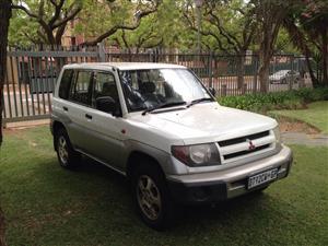 2000 Mitsubishi Pajero Sport