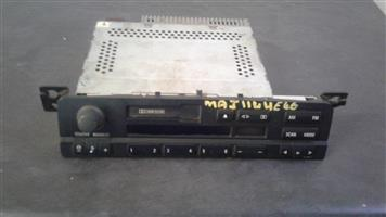 BMW E46 SECONDHAND RADIO FOR SALE