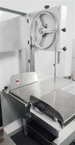 MEAT CUTTING MACHINE – BANDSAW FOR SALE – MEAT SAW – BAND SAW MACHINE – BUTCHER SAW – MEAT CUTTER – J 300