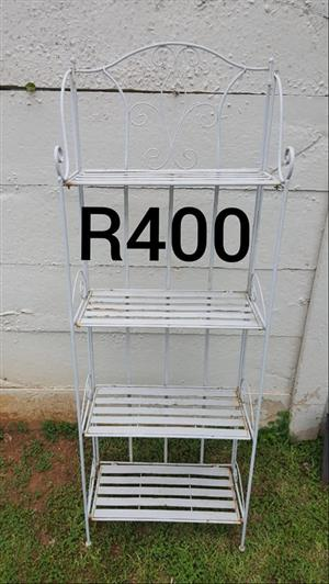4 Tier vegetable rack for sale