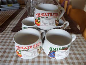 5 SOUP CUPS