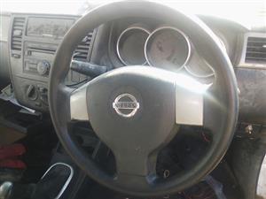 Logic Spares is selling Nissan Tiida Steering Wheel Airbag
