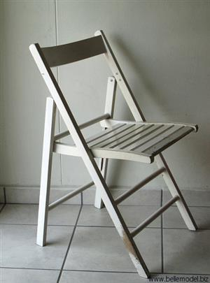 Chair - garden - wimbleton - folding
