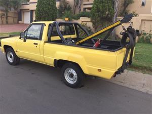 1986 Toyota Hilux 2.0