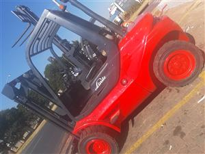 4 TON LINDE DIESEL FORKLIFT FOR SALE - GOOD CONDITION