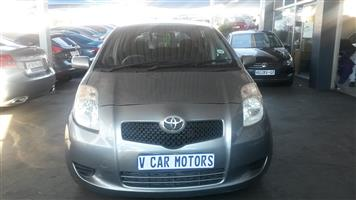2007 Toyota Yaris 1.3 5 door T3+