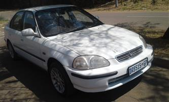 1996 Honda Ballade 1.5 Comfort