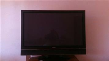 55 INCH FLAT SCREEN SINOTECH TV