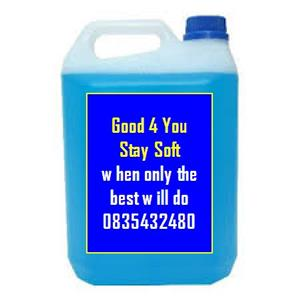 Start your own business selling Dishwashing liquid, Handy Andy, and Soap