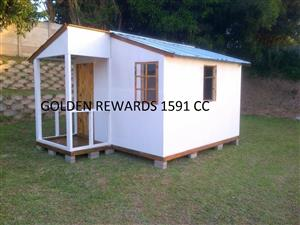 Nutec Prefab for sale From R4500