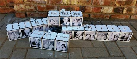 Little wooden boxes for all occasions