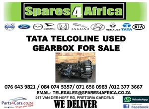 TATA TELCOLINE USED GEARBOX FOR SALE
