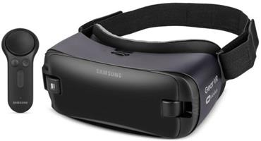 SAMSUNG GEAR VR2 (SM-R323) HEADSET WITH BLUETOOTH REMOTE (BRAND NEW)