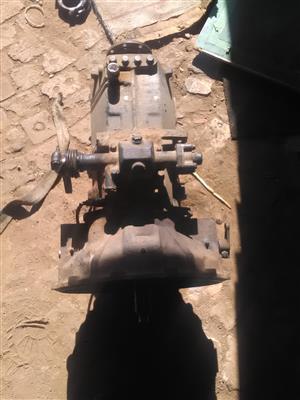 Tata 1518 gearbox