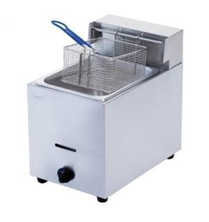New Single Gas Fryer R1495 ex VAT