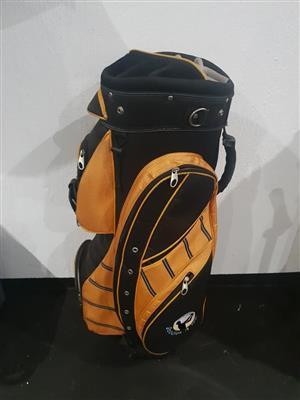 Yellow cart bag