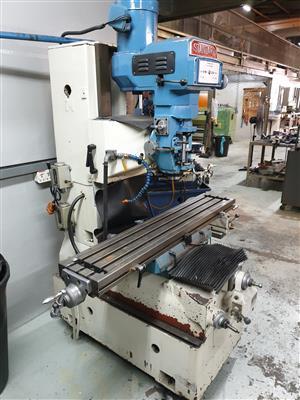 Standard 5BVS Milling Machine