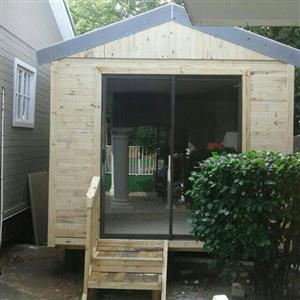 Garden Sheds, Security Huts, Tool sheds