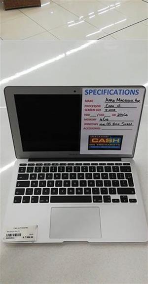 Apple MacBook air 7.1