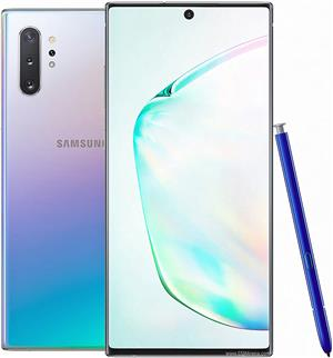 AM SELLING MY BRAND NEW SAMSUNG NOTE 10 IN A BOX NEVER USED IT