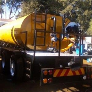 water tanker installations