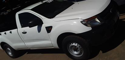 2013 Ford Ranger 2.5D