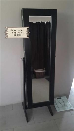 Jewelery cabinet for sale