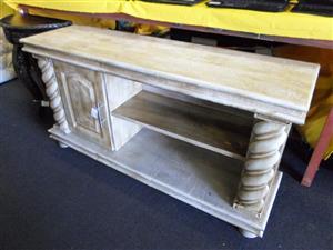 Wooden Plasma Stand-