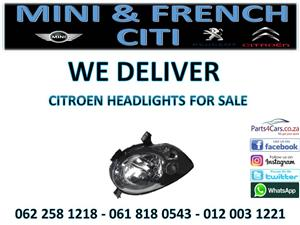 Citroen Headlights for sale
