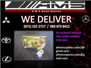 MITSUBISHI PAJERO TALE GATE HANDLE