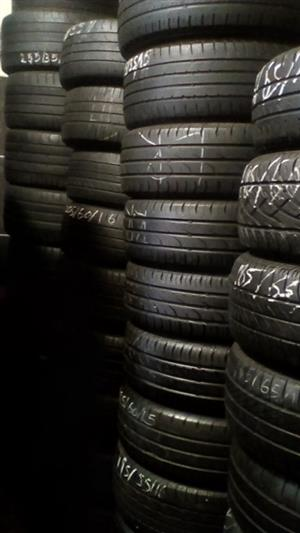 New & Used Tyres in Pretoria Call 0127558024 / 0641821173