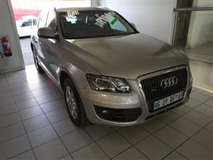 2012 Audi Q5 2.0 TDI QUATTRO STRONIC