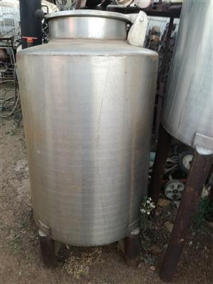300ltr stainless steel tank