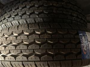 195 R14Tyres
