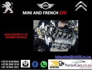 mini cooper s engine for sale