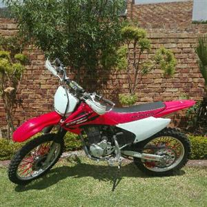 2006 Honda CRF