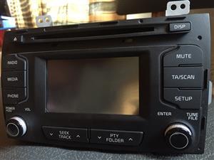 Hyundai Mobis radio