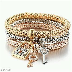 Stylish stretchable women's banglets