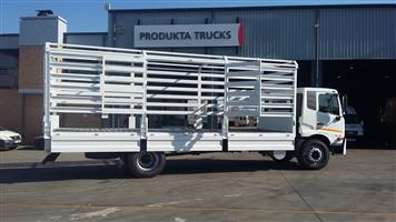 Cattle Rail - UD90 Croner Pke250 APS 4x2    8 TON